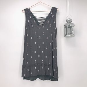 GF Collection Adelina Shift Mini Dress